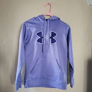 Under Armour Purple Hoodie